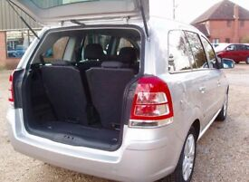 Vauxhall Zafira 1.6 Energy