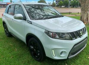 2017 Suzuki Vitara LY S Turbo 2WD White 6 Speed Sports Automatic Wagon Berrimah Darwin City Preview