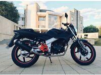 Kymco Quannon KR Naked 125cc