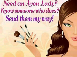 Avon Representative looking for new customers