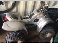 Apache 100cc Quad Spare Repair