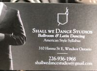 Ballroom & Latin Dance Lessons, Group & Private Lessons