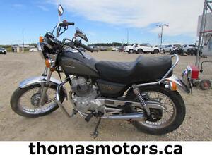 Must See - 1982 Honda CM250 Street Bike
