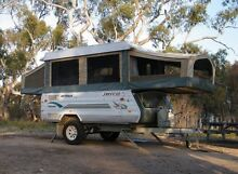 2004 Jayco Dove Outback, Good Condition Benalla Benalla Area Preview