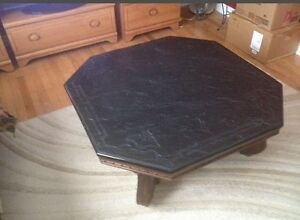 Beautiful antique marble top table