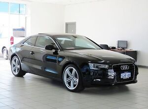 2013 Audi A5 8T MY13 1.8 TFSI Black CVT Multitronic Coupe Morley Bayswater Area Preview