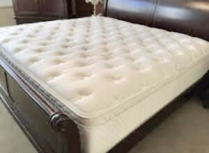 FREE DELIVERY!!! Nice King Pillowtop Bed