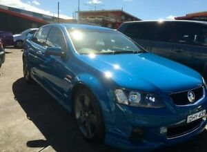 2012 Holden Commodore VE II SS Perfect Blue 6 Speed Manual Sedan Sandgate Newcastle Area Preview