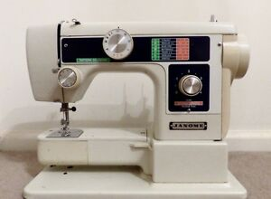 Janome Sewing Machine Elanora Heights Pittwater Area Preview