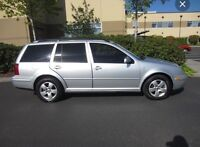Looking for 2005 and under VW TDI wagon