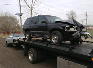 Cash for your unwanted car. Call or text 780-886-7909