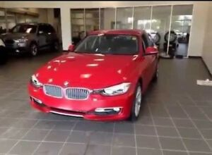 2014 BMW 3-Series xDrive Sedan Red (2nd owner)