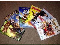 6 PG and U movies