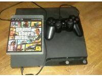 Playstation 3 plus GTA5