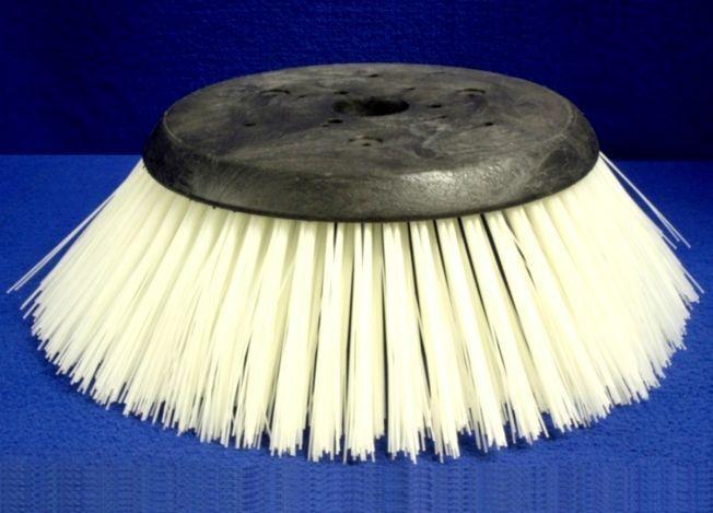 """Tennant Set of 2 14"""" Nylon Side Broom Brush 08013N S-20 355 385 Sweeper Scrubbe"""