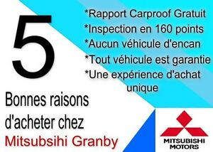 2011 Mitsubishi Outlander ES AWD-MAGS-CRUISE