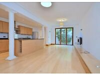 Luxury 2 bed, garden flat between Swiss Cottage and Belsize Park. 2 baths. Hampstead close by too.