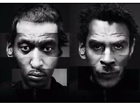 Massive Attack all-dayer tickets: Clifton Downs, Bristol 3rd Sept.
