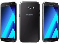 *NEW AND SEALED* Samsung Galaxy A5 2017, black, unlocked