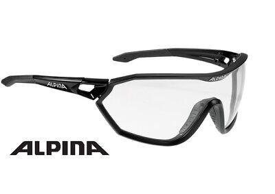 "Alpina ""S-WAY VL+"" Sport- Radbrille  VARIOFLEX  NEU SONDERPREIS #203 UVP 149,95€"