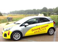 Last Minute Driving Test with Manual or Auto car