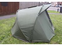 Trakker cayman bivvy used but in perfect condition no tears rips perfect condition