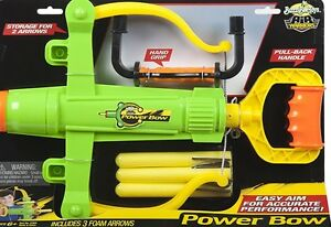 New buzzbeetoys air warriors power bow West Island Greater Montréal image 1