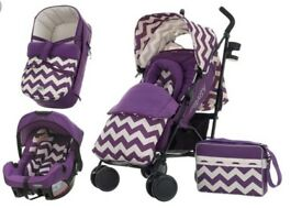 Obaby Zeal travel system