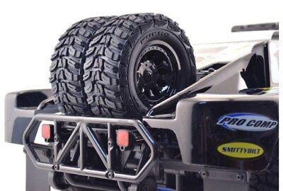 NEW RPM 70502 Dual Spare Tire Carrier Traxxas Slash 2WD & 4x4 Off Road Trucks