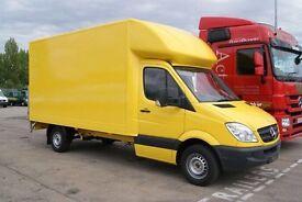 Man and Van *Luton Van* Removal Service 24/7