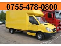 MAN AND VAN HIRE☎️24/7🚚CHEAP-REMOVALS SERVICES/MOVING-HOUSE-OFFICE-WASTE-CLEARANCE-RUBBISH-MOVERS