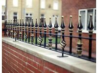 Blacksmith - Steel Fabricator - Welding - Repair & Restoration of Gates & Railings