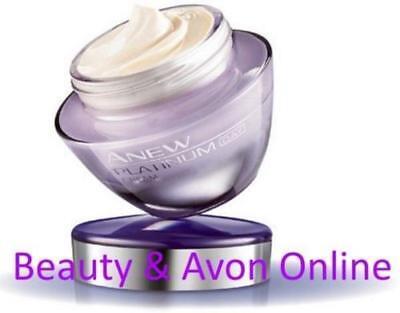 Avon Anew PLATINUM Day Cream with SPF 25 **Beauty & Avon Online**