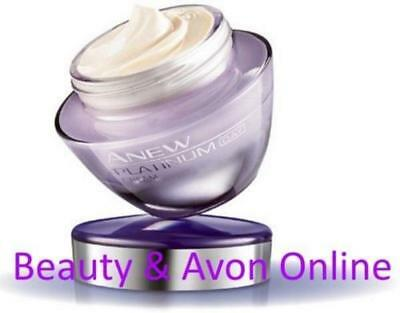 Avon Anew PLATINUM Day Cream with SPF 25  **Beauty & Avon On