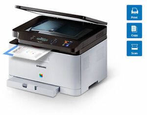 Samsung Color Multifunction Xpress C460FW Laser printer