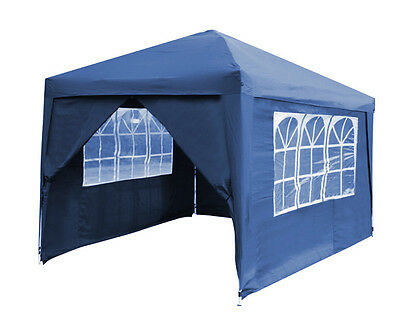 Side Walls and Door ONLY for Budget 3m x 3m Foldable Gazebo 300D Polyester