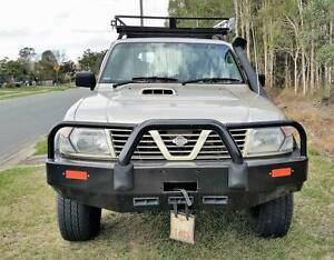 Nissan Patrol Wagon 7 SEATER TURBO DIESEL Caboolture South Caboolture Area Preview