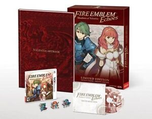 Fire Emblem Echoes Shadows of Valentia Limited Edition NEW