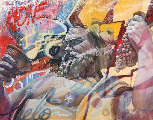 Urban Graffiti and Street Art