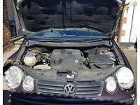 VW Polo Front Grille (2003)