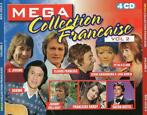 cd - Various - Mega Collection Francaise Volume 2