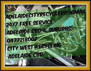 FREE Adelaide Cbd & Suburbs Scrap Removal. Adelaide CBD Adelaide City Preview
