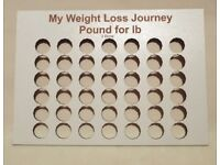 Weight Loss Journey Pound for IB Weight Loss Incentive 3 Stone