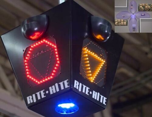 Rite Hite Safe-T-Signal Warehouse Traffic Sensor