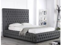 Brand New King Size Bed Still In The Box (Save £370)