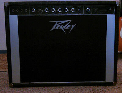 Vintage  Peavey Classic  VT Series 100 combo 2-12/ 50 Watt Tube Amp MADE in USA!