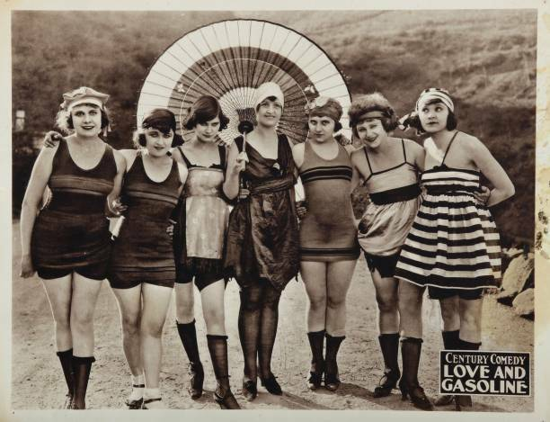 OLD MOVIE PHOTO Love And Gasoline Lobby Card 1920