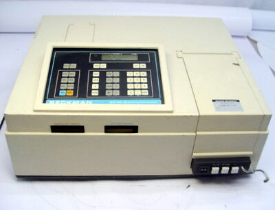 Beckman Coulter Du-50 Spectrophotometer