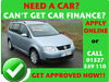 2006 VOLKSWAGEN TOURAN 1.9TDI SE DIESEL 7 SEATER CAR FINANCE FROM £25 PER WEEK West Midlands, Worcestershire