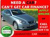 LEXUS IS 220 DIESEL GUARANTEED CAR FINANCE BAD CREDIT? APPLY TODAY 01527 559110 Birmingham, Bromsgrove